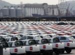 В Европе упали продажи автомобилей