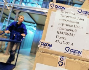 Ozon был оценен в 750 миллионов долларов
