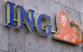 В IV квартале прошлого года прибыль ING Groep сократилась в три раза