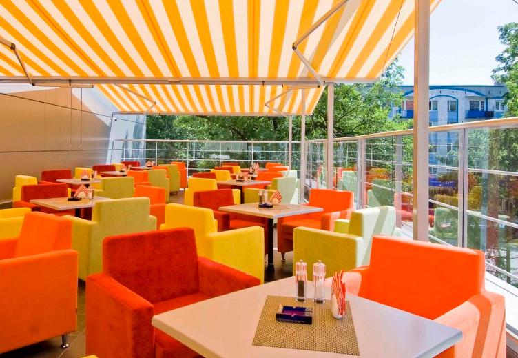 Удачный бизнес: проект летнего кафе