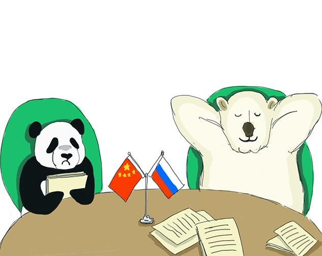 Что даст союз Китая и России и почему это бессмысленно