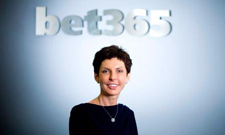 Дениз Коутс - основательница портала букмекеров Bet365