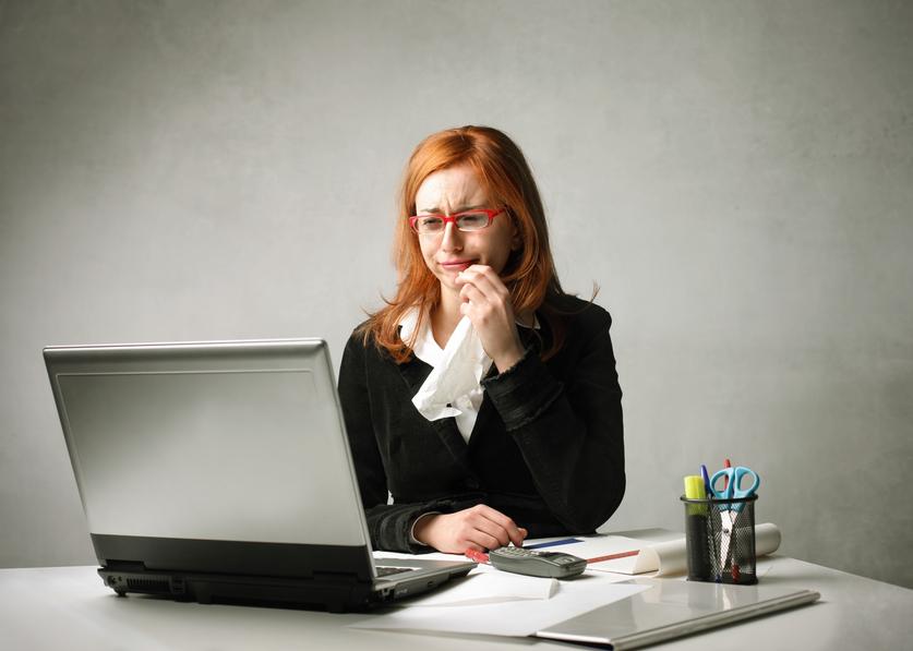 Увольнение по собственному желанию: образец бланка и пример написания