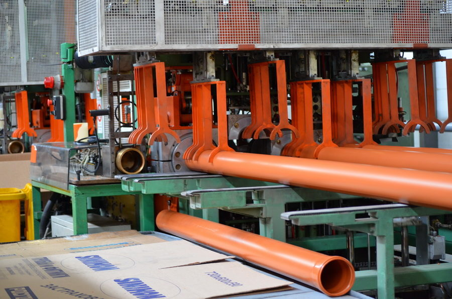 Свой бизнес: производство и продажа пластиковых труб