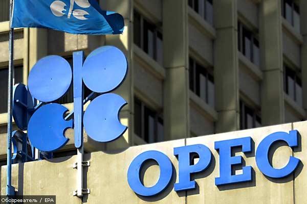 Нефтяная корзина ОПЕК упала до минимума
