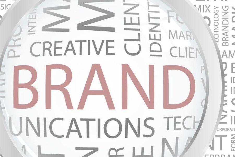 Варианты оформления торговой марки, бренда